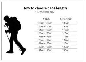 how to choose climbing cane