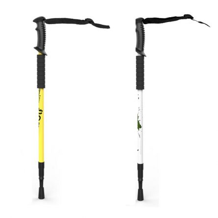 BSWolf Ultra-light 6061 Aluminum Alloy Hiking stick climbing cane