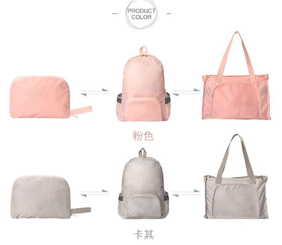 shopping bag color