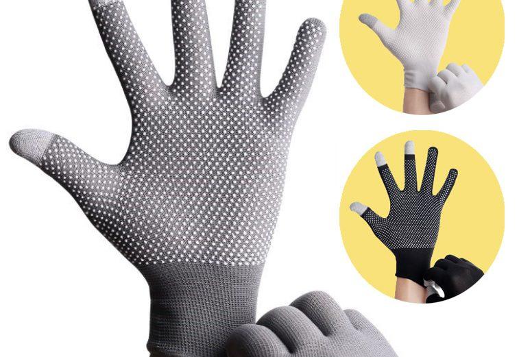 Touchscreen Anti-slip Hiking Gloves