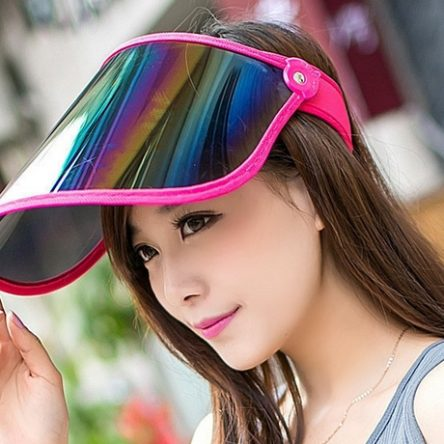 Sun Visor UV Protection Hat Cap ( Prevent droplet infection)